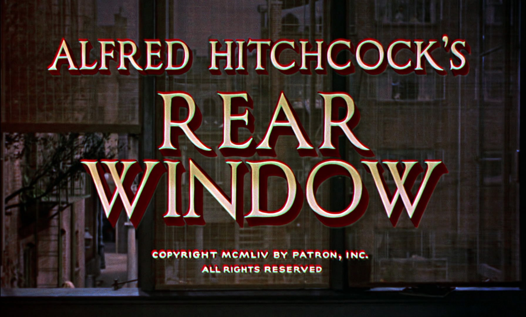Rear Window (1954) - Movie Screencaps.com